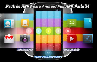 Descargar Pack de Aplicaciones para Android Full APK Parte 34 [MG-UL]