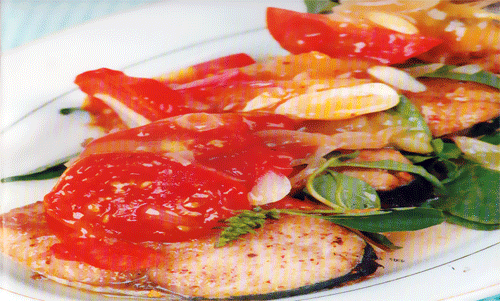 resep dan cara pembuatan masakan woku belanga khas manado