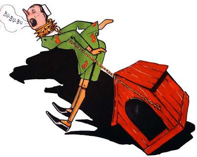 Ilustración de Pinocchio por Attilio Mussino