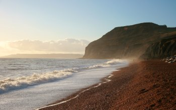 Wallpaper: Jurassic Coast