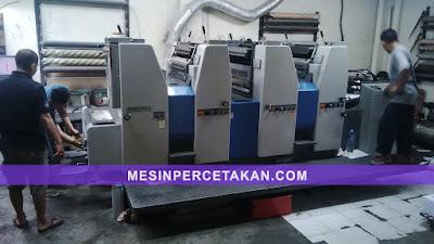 Ryobi 524 HXX - Mesin cetak 4 warna