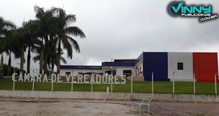Câmara de vereadores de Barra da Estiva