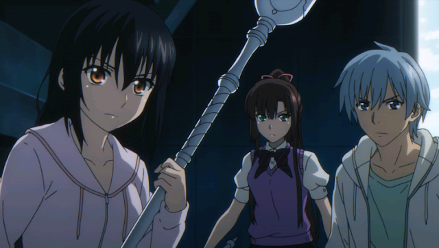 Strike the Blood II OVA BD 03 Subtitle Indonesia