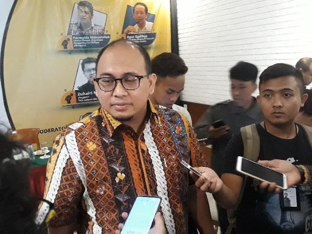 Gerindra akan Ingatkan Novel PA 212 soal Pidato Masuk Surga
