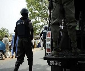 Police Raids ritualist's den in Osun