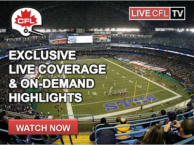 Canadian Football League 2018 Live Stream HD
