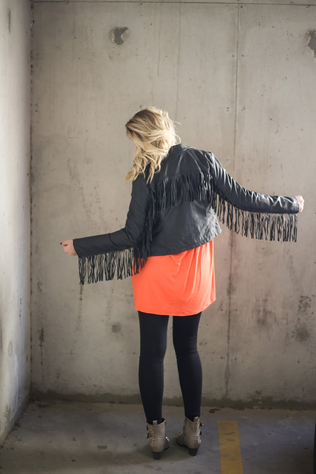 Fringe Jacket, Utah Fashion Blogger