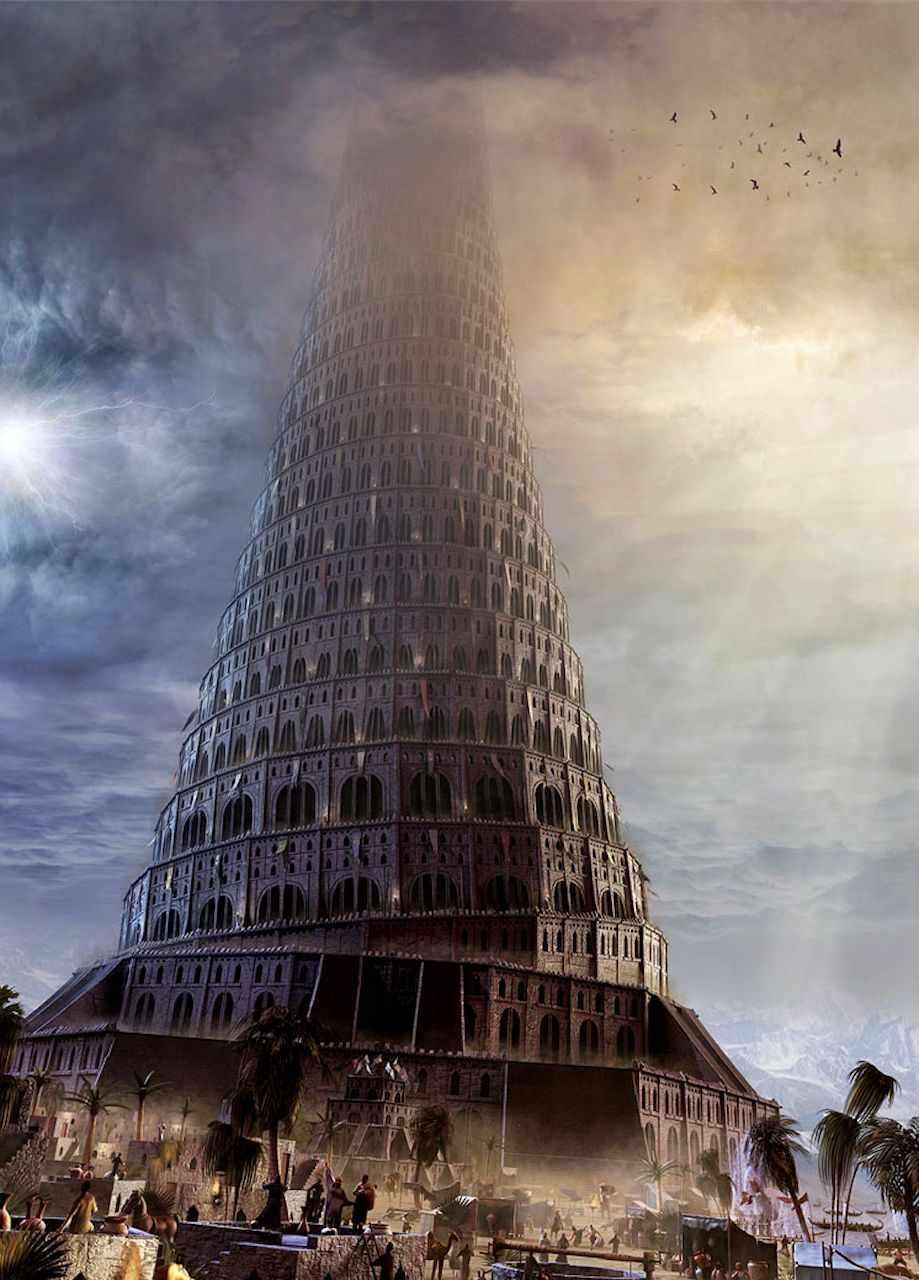Resultado de imagem para torre de babel fotos