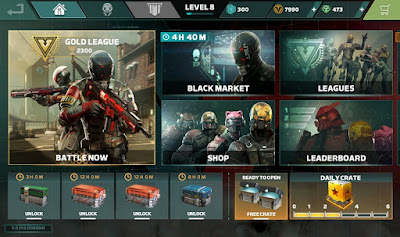Modern Combat Versus: New Online Multiplayer FPS 0.6.1 beta APK