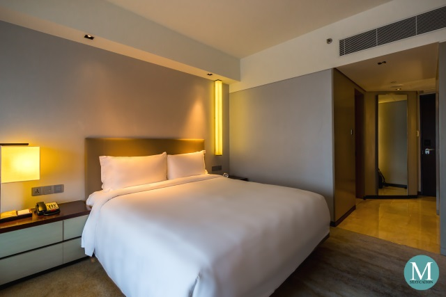 Deluxe Room at New World Makati Hotel