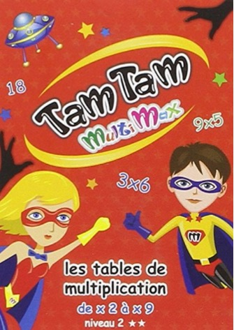 La classe de sanl ane maths des jeux pour apprendre les - Reviser ses tables de multiplication ...