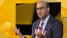 DEPUTY PRIME MINISTER THARMAN SHANMUGARATNAM LIKES THIS BLOG BECAUSE IT'S MOST INTERESTING