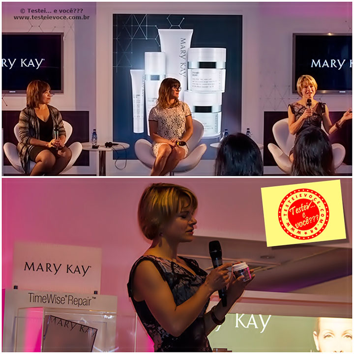 Evento: TimeWise Repair – Mary Kay