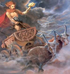 Gattin Des Gottes Thor