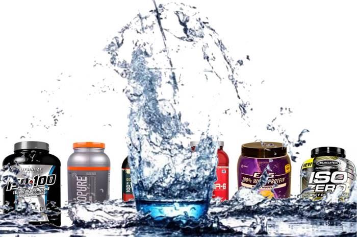Las proteínas en polvo siempre es mejor licuarlas en agua y no en leche