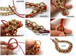 Cara Membuat Kalung