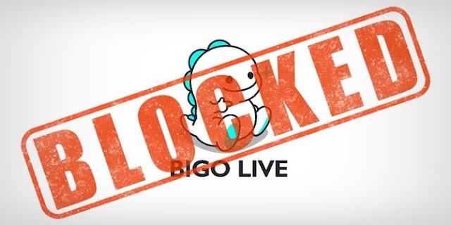 Alhamdulillaah Top Deh Soal Ini Kemkominfo! Bigo Live Layanan Video Streaming Yang Sedang Hits DIBLOKIR!