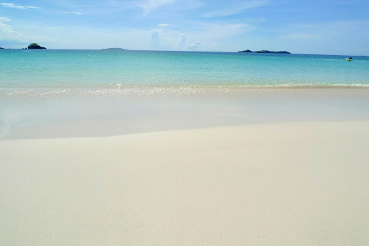 MY HAPPY BEACH: CALAGUAS