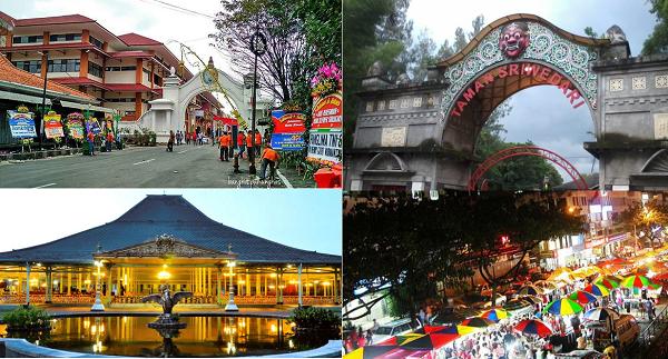 Gambar Tempat Wisata di Solo dan Sekitarnya