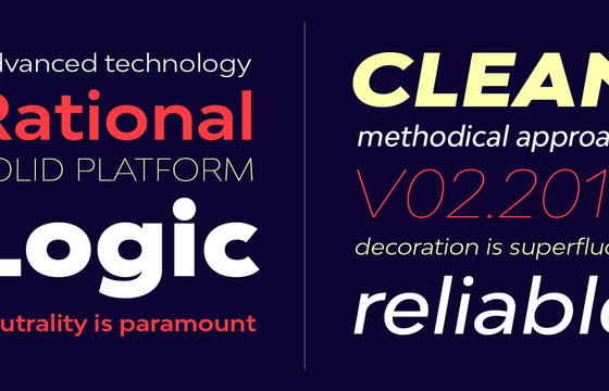 Download Modelica Condensed Font Family Free By ItsRRex