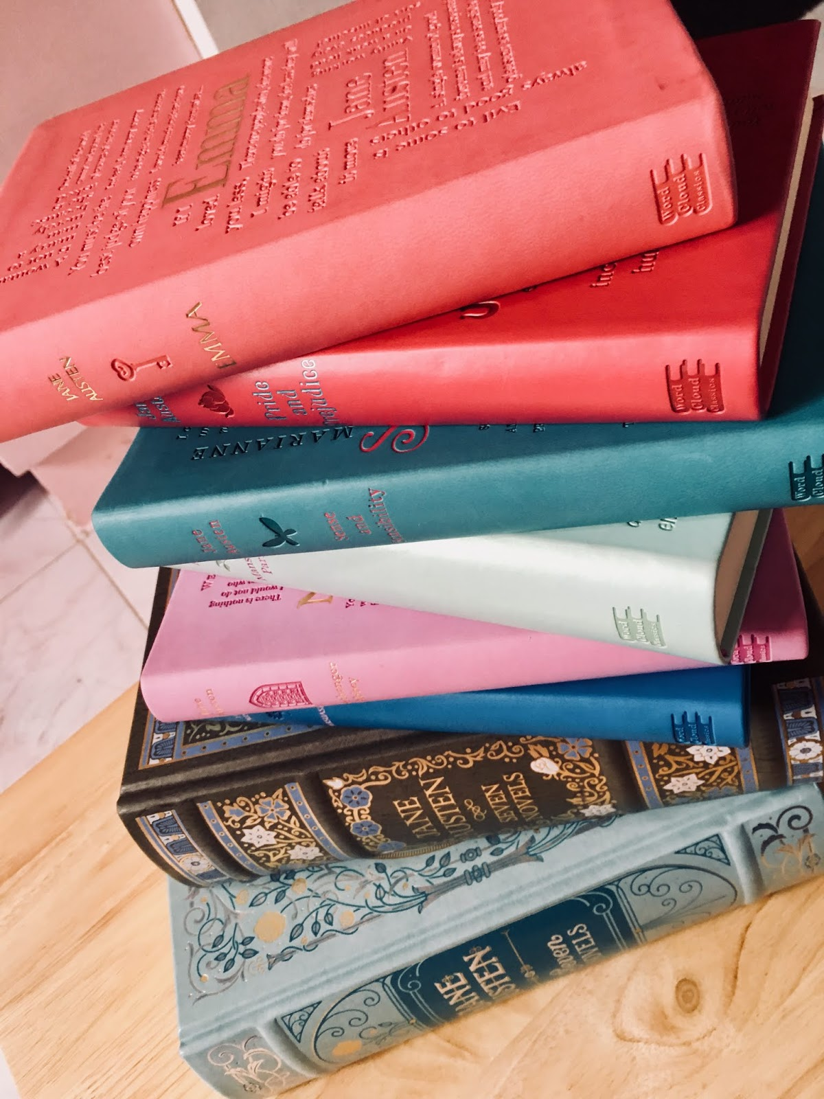 The Book Rat: Judging Austen by the Cover   guest post from Michi!