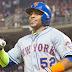 MLB: Céspedes rompe collar de diamantes al deslizarse hacia la segunda base