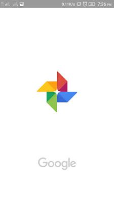 Google Photos Free cloud storage