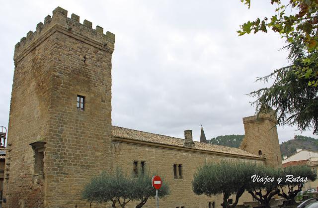 Palacio Príncipe de Viana, Sangüesa