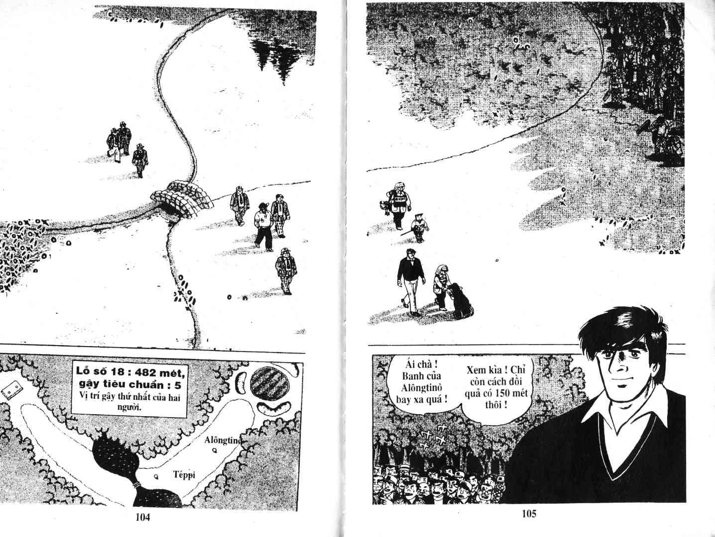 Ashita Tenki ni Naare chapter 48 trang 51