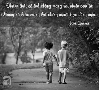 Những câu nói hay nhất về tình bạn