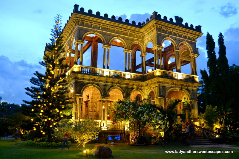tourist attraction in Negros Occidental