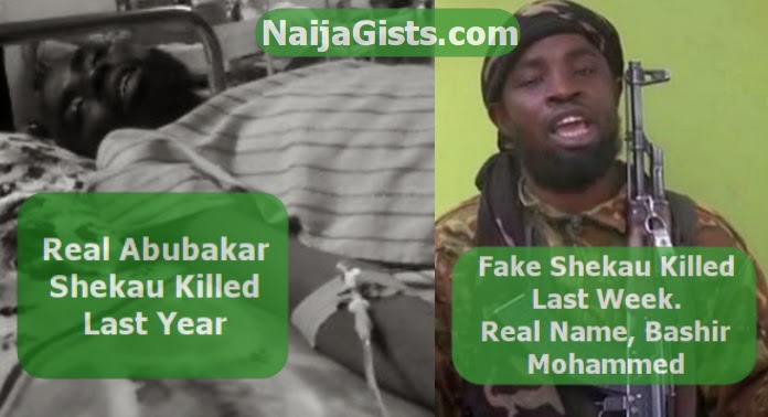 photo fake shekau killed