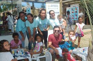 Ação Integrada da Ilha mostrou na sexta 14/12 , cursos, oficinas e serviços públicos à disposição da população