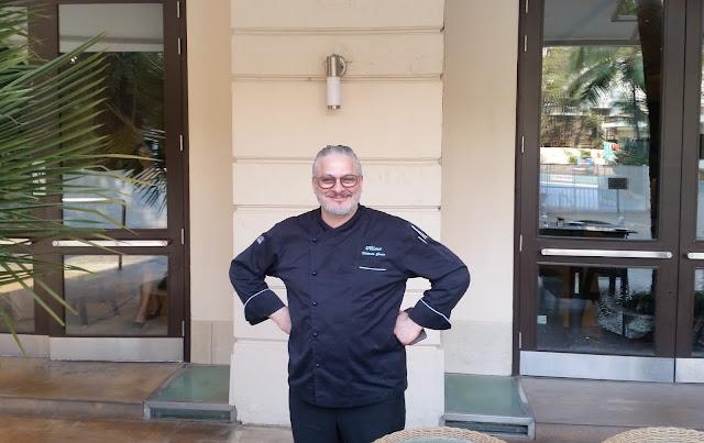 Chef Vittorio Grecco