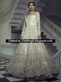 Erum Khan bridal wedding wear collection 2015