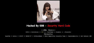 Hacker Meretas Situs Website Pemerintahan Maluku Utara