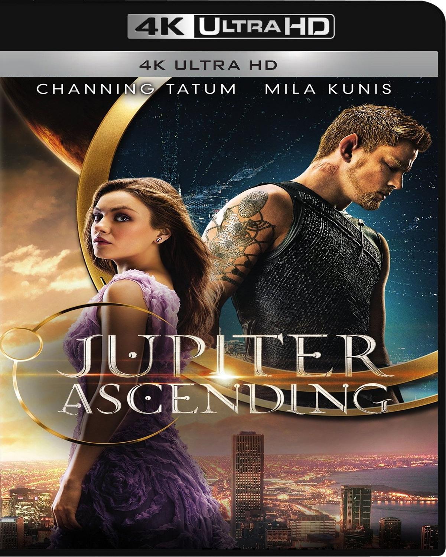 Jupiter Ascending [2015] [UHD] [2160p] [Latino – Castellano]