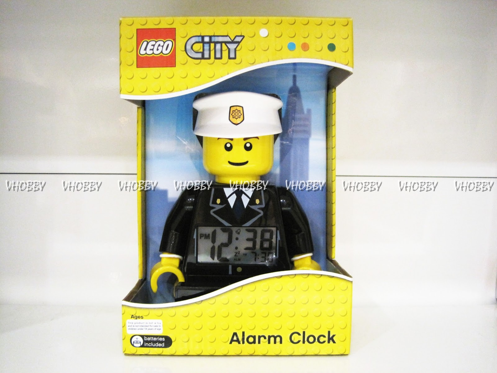 Vhobby Lego Alarm Clock Led Torch Led Head Lamp Amp Led