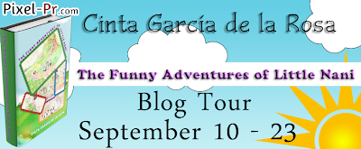 The Funny Adventures of Little Nani by Cinta Garcia de la Rosa