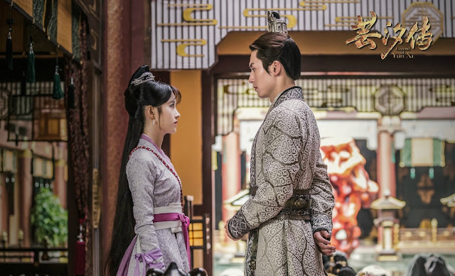 Legend of Yunxi 2018 Chinese web series