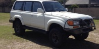 Auction Watch: 1993 Toyota Land Cruiser Cummins 4BT Diesel