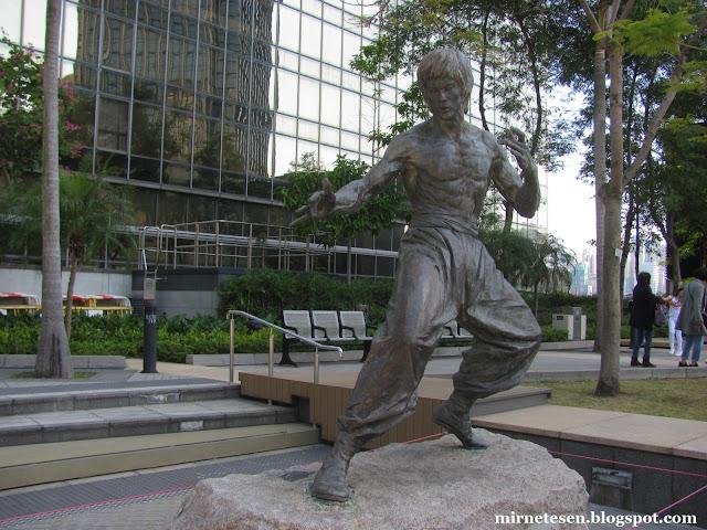 Коулун, Гонконг - Аллея Звёзд