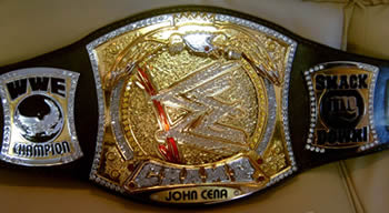 Wrestling The Wwe Championship Past And Current Designs