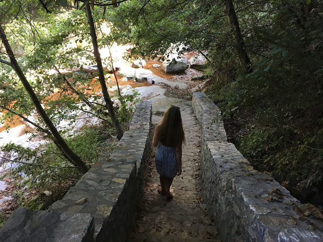 Spa w górach | Grecja | żelazo