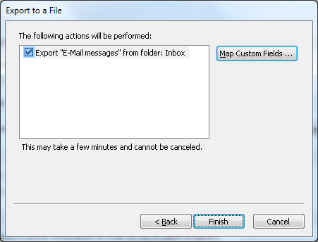 How to Export Your Outlook Inbox to CSV for Data Analysis