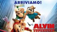 Logo Vinci fantastici premi con Alvin Superstar e Euronics