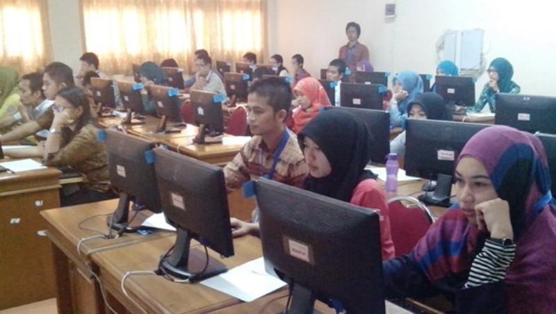 142 Guru Di Pesbar Ikuti Tes PPG