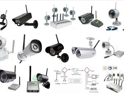 What is flexibility of The advantages of CCTV Wireless?