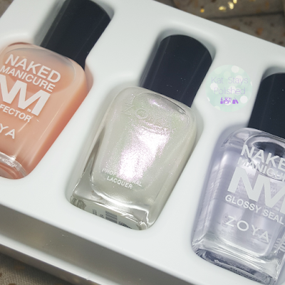 Zoya Reem Acra Trio NYFW 2016 | Kat Stays Polished