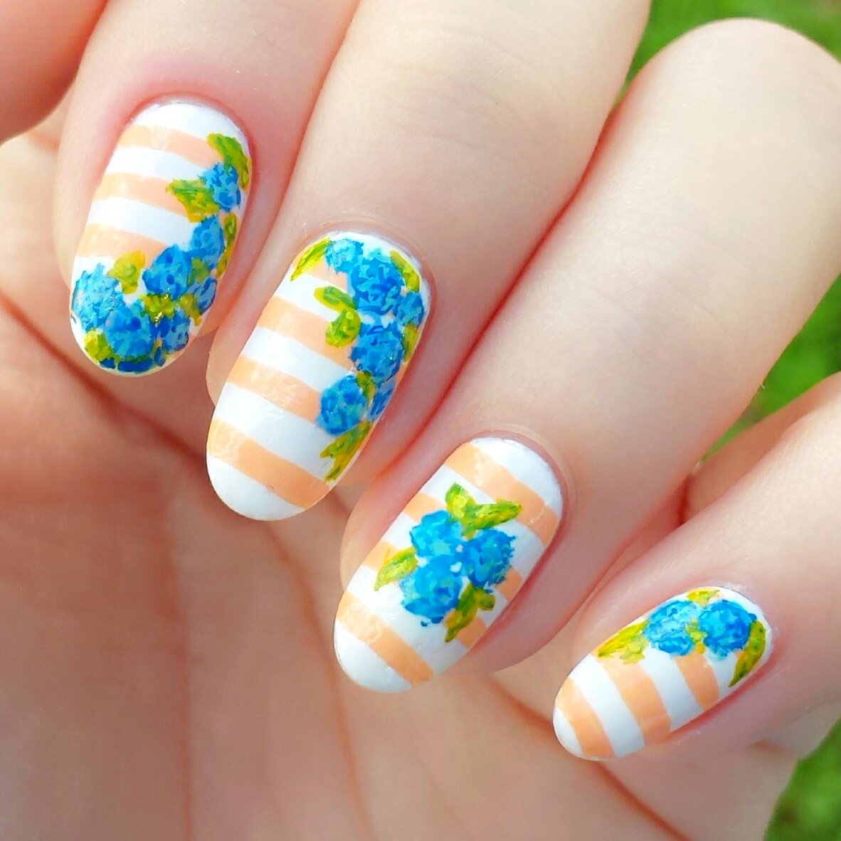 Easy Spring Nail Art Designs For Everyone